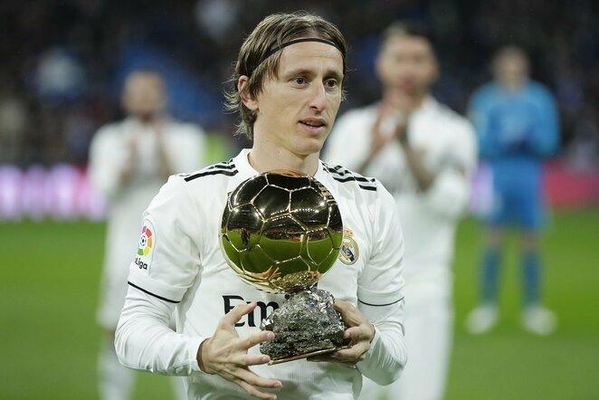 "Ispanijos ""La Liga"": Madrido ""Real"" - ""Rayo Vallecano""   Scanpix nuotr."