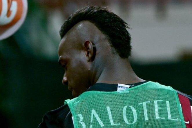 Mario Balotelli   AFP/Scanpix nuotr.