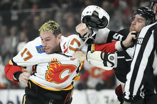 NHL muštynės | Scanpix nuotr.