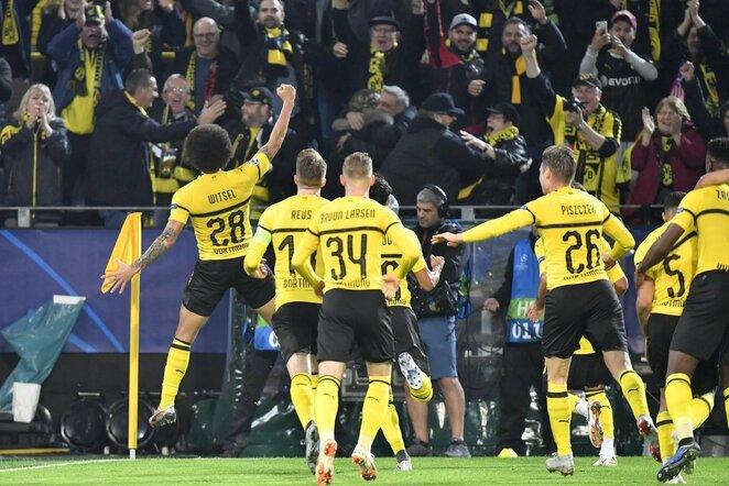 "UEFA Čempionų lyga: Dortmundo ""Borussia"" - Madrido ""Atletico"" | Scanpix nuotr."