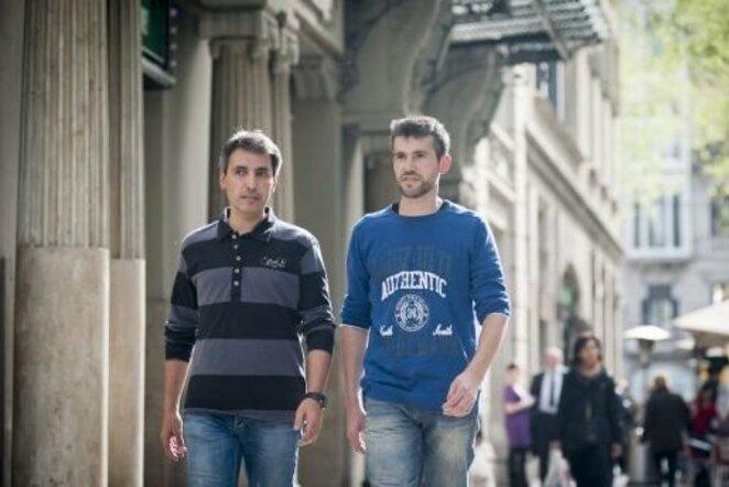 Xavi ir Jordi | Organizatorių nuotr.