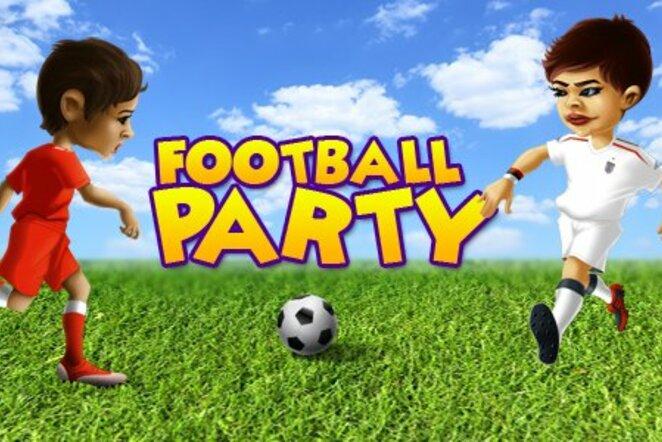 vaikų futbolas Facebook nuotr.