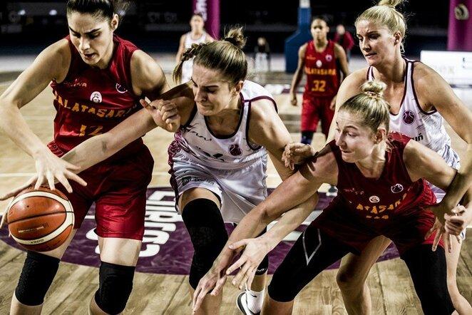 Daugilė Šarauskaitė   FIBA nuotr.