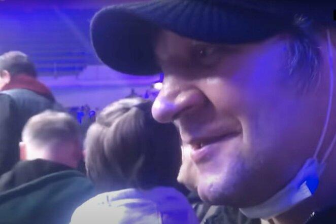 "Aleksandras Jemeljanenka   ""Stop"" kadras"
