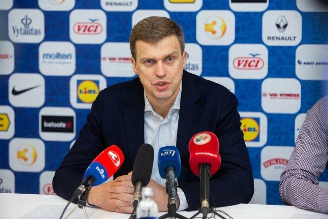 Dainius Adomaitis | Žygimanto Gedvilos / BNS foto nuotr.