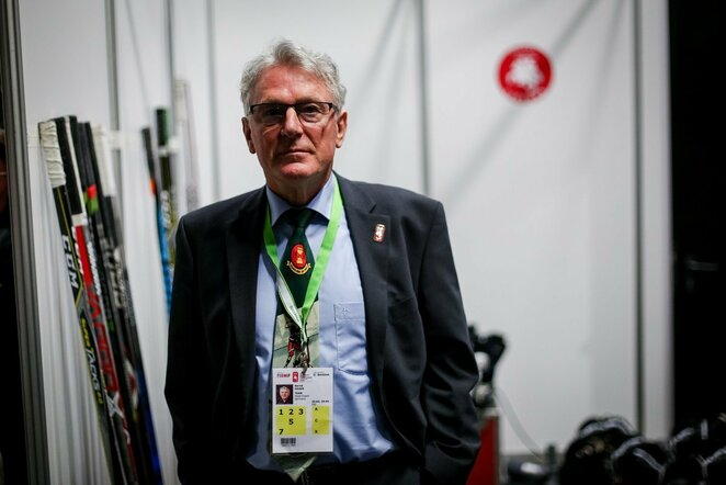 Berndas Haake | hockey.lt nuotr.