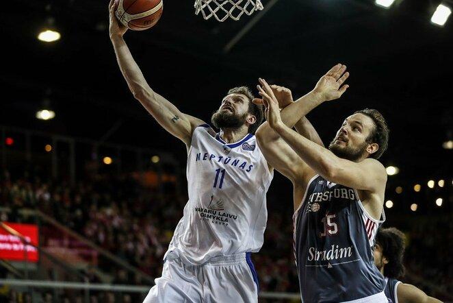 Edgaras Želionis | FIBA nuotr.