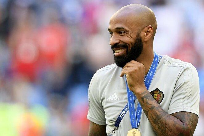 Thierry Henry | Scanpix nuotr.
