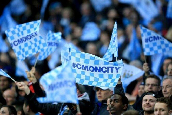 """""""Manchester City"""" sirgaliai   Organizatorių nuotr."""