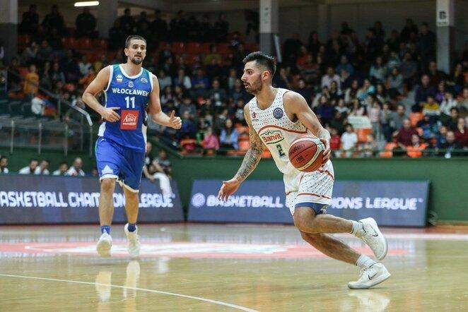 Perezas | FIBA nuotr.