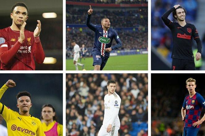 Lionelis Messi prognozuoja jauniesiems futbolininkams šviesią ateitį    | Scanpix nuotr.