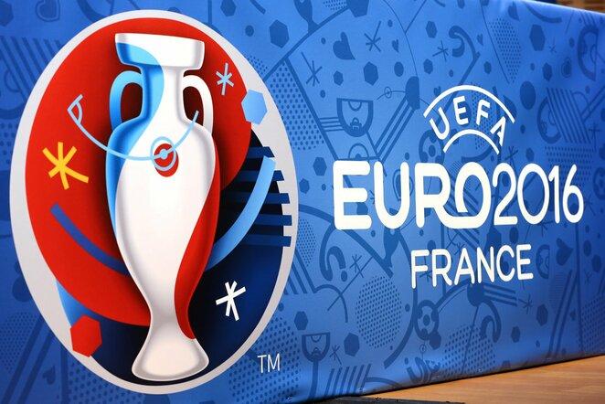 Euro 2016 logo | Scanpix nuotr.