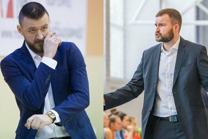 Gitautas Kievinas ir Rokas Kondratavičius (Augusto Didžgalvio/Evaldo Šemioto nuotr.) | Organizatorių nuotr.