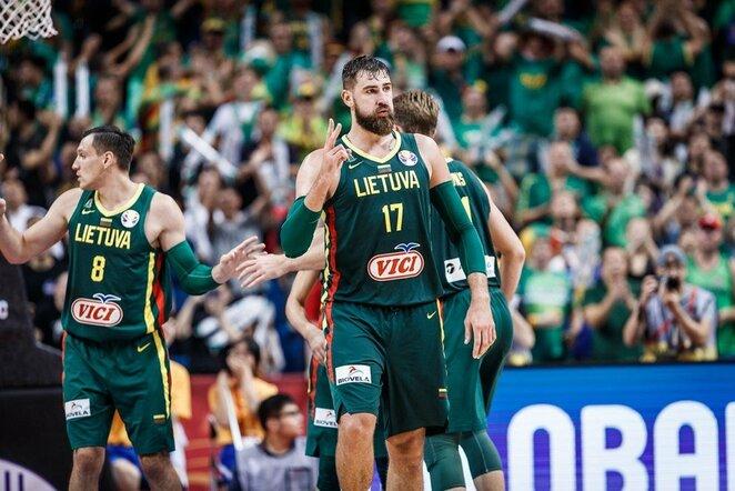 Valančiūnas | FIBA nuotr.