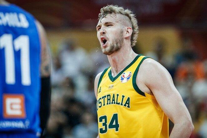 Landale'as | FIBA nuotr.