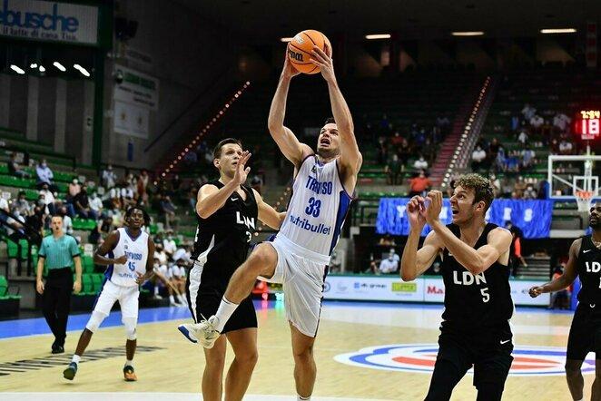 Tomas Dimša | FIBA nuotr.