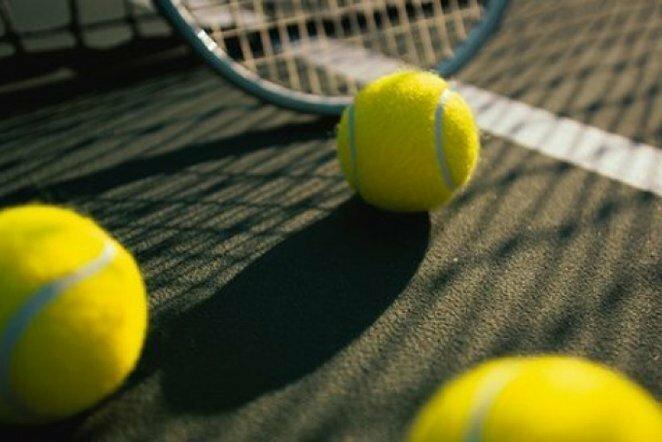 Teniso kamuoliukai   Organizatorių nuotr.