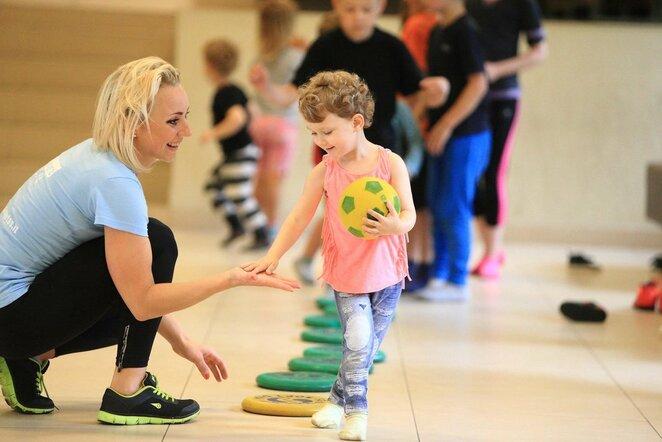 Vaikų sportas   Organizatorių nuotr.