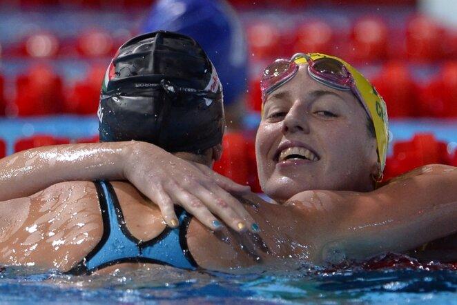 Čempionato akimirka | AFP/Scanpix nuotr.