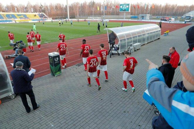 Baltarusijos futbolo pirmenybės | Scanpix nuotr.