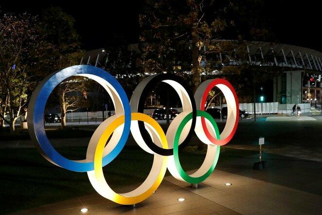 Olimpiada   Scanpix nuotr.