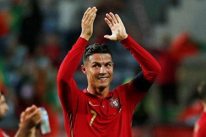 Cristiano Ronaldo  | Scanpix nuotr.