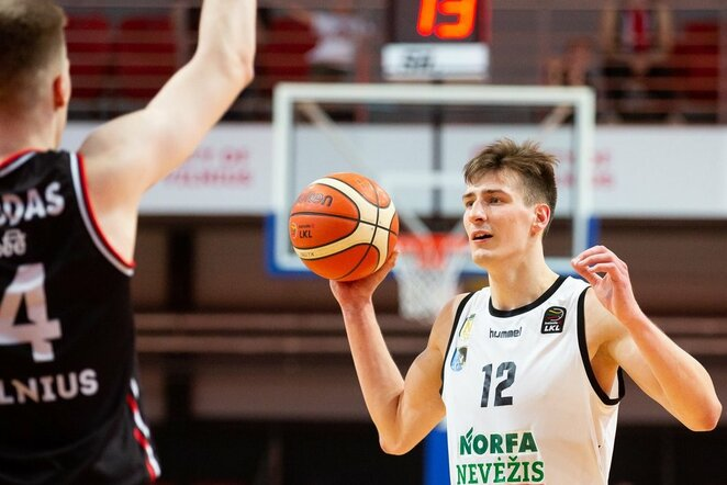 Gabrielius Maldūnas   Žygimanto Gedvilos / BNS foto nuotr.