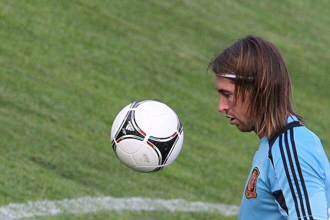 Sergio Ramosas | AFP/Scanpix nuotr.