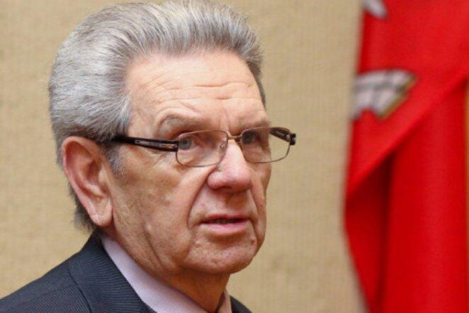 V.Garastas gyrė M.Paulauską (Fotodiena.lt)