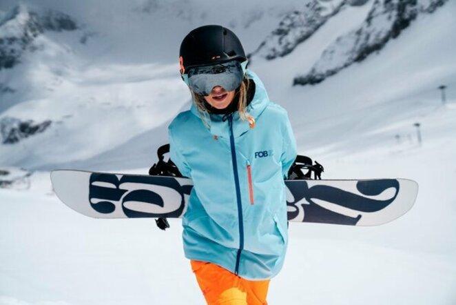 Trenerė pataria: kaip išsirinkti tinkamą aprangą žiemos pramogoms? | Organizatorių nuotr.