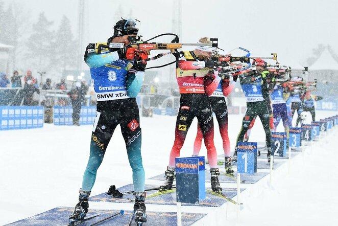 Pasaulio biatlono čempionatas | Scanpix nuotr.