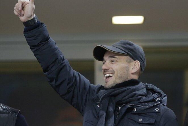 Wesley Sneijderis | AP/Scanpix nuotr.