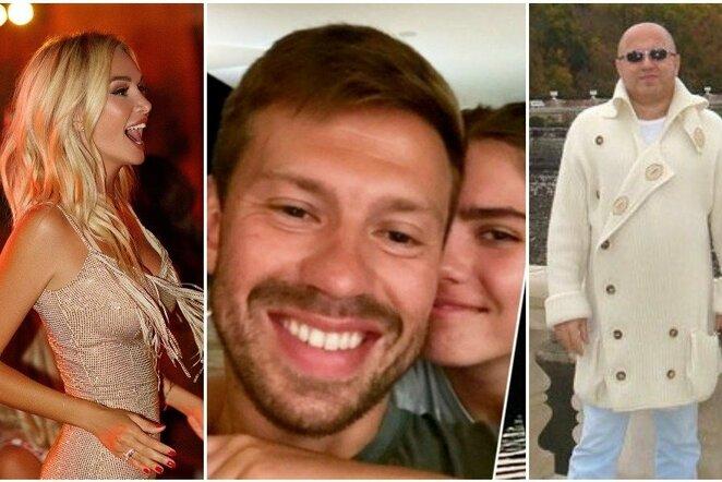 Viktorija Lopyriova, Fedoras Smolovas ir Dmitrijus Seliukas   Instagram.com nuotr