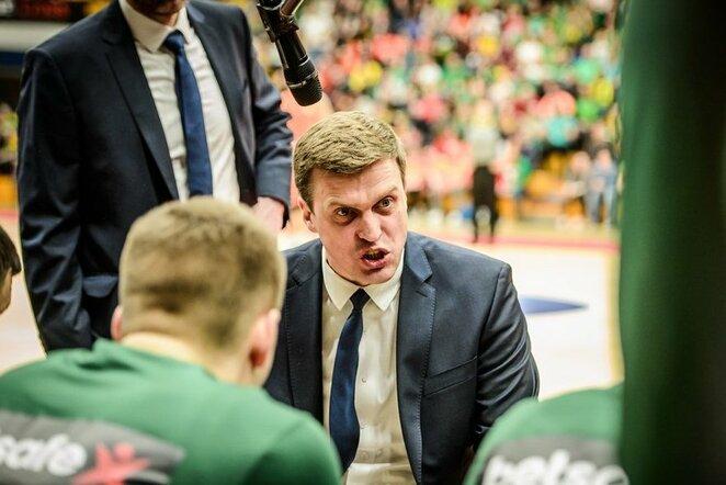 rungtynių akimirka   FIBA nuotr.