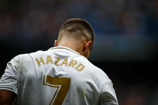 Edenas Hazardas   Scanpix nuotr.