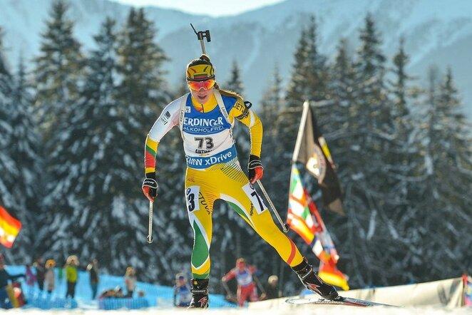 Natalija Paulauskaitė   Andrejaus Ivanovo nuotr.