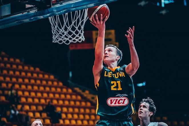 Erikas Venskus   FIBA nuotr.
