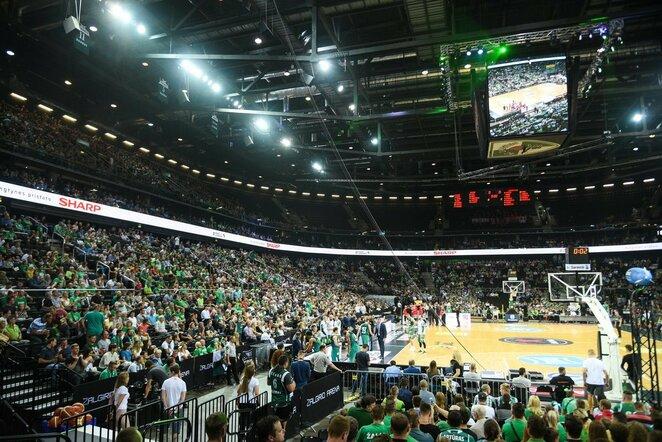 Žalgirio arena | Fotodiena nuotr.