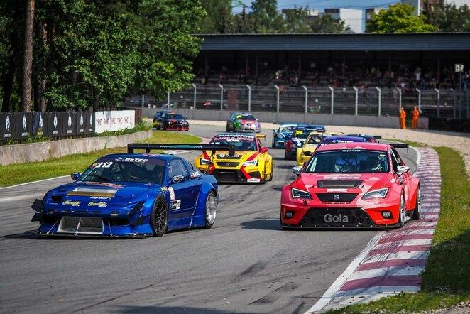 Baltijos šalių žiedinių lenktynių čempionatas, | Organizatorių nuotr.