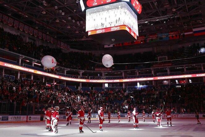 KHL lygos rungtynės   Scanpix nuotr.