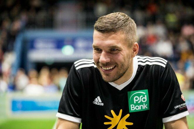 Lukasas Podolskis | Scanpix nuotr.