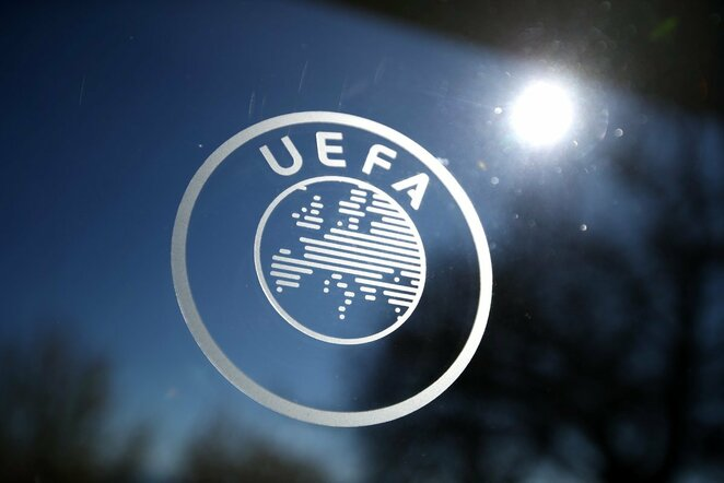 UEFA   Scanpix nuotr.