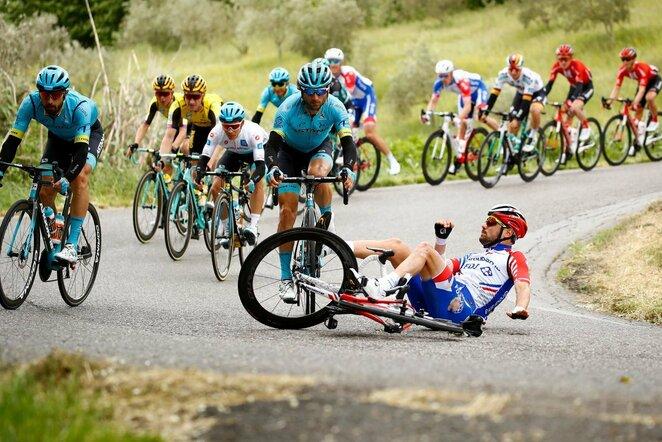 """Giro d'Italia""   Scanpix nuotr."