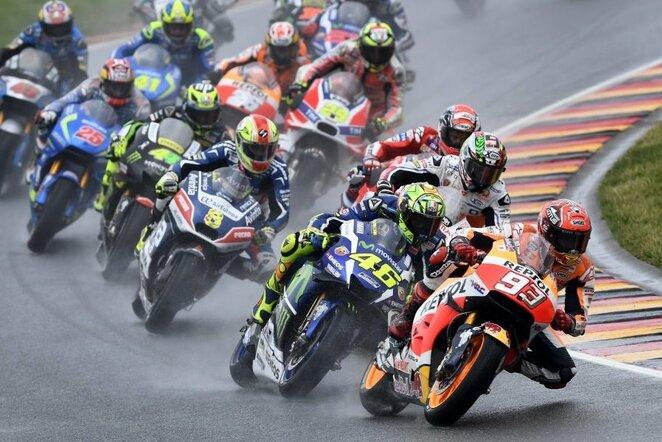 Vokietijos GP lenktynės   Scanpix nuotr.