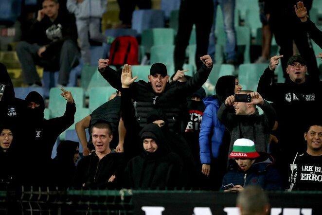 Bulgarijos futbolo sirgaliai   Scanpix nuotr.