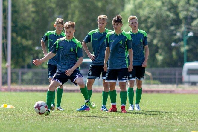 Lietuvos U-17 rinktinė | lff.lt nuotr.