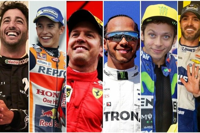 Daugiausiai uždirbantys pasaulio lenktynininkai | Scanpix nuotr.