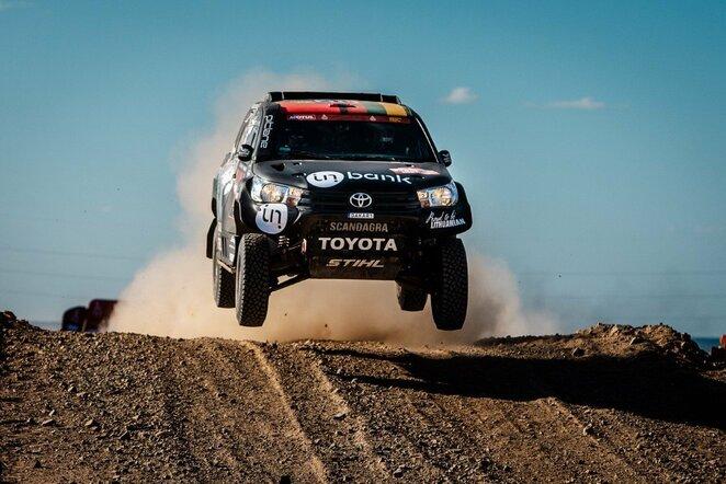 Dakaro ralio trečiasis etapas | Ryčio Šeškaičio nuotr.