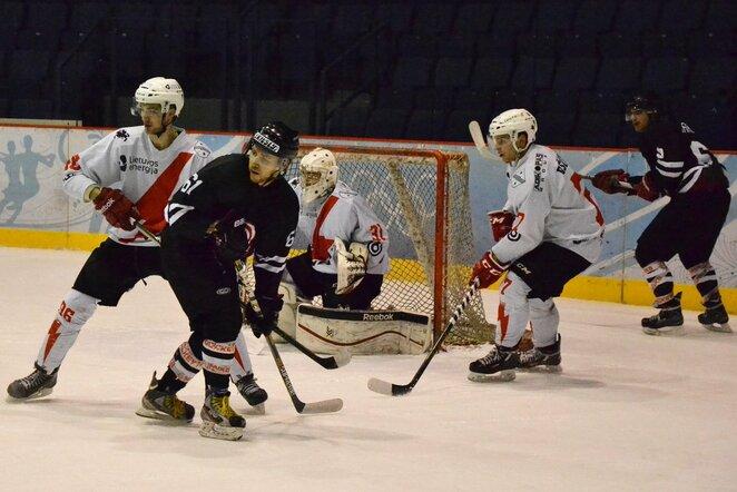 """""""Hockey Punks"""" ir """"Energijos"""" rungtynės   Petro Lozdos nuotr."""