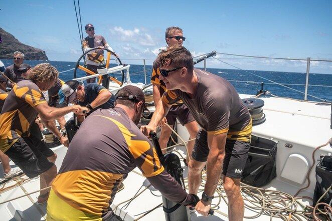 """Antigua Sailing Week"" regata   Organizatorių nuotr."